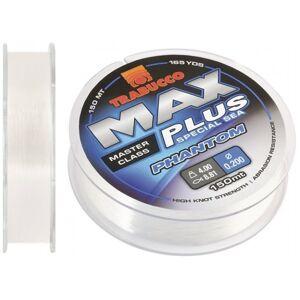 Trabucco vlasec max plus line phantom 150m - 0,16 mm