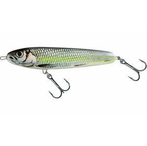 Fox rage gumová nástraha replicant trout jointed uv stickleback-14 cm 50 g
