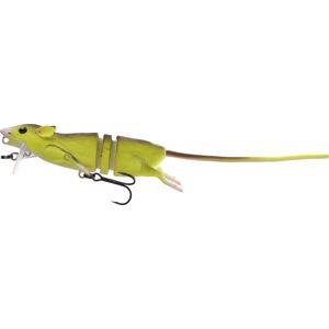 Savage gear 3d potkan fluo yellow-30 cm 90 g