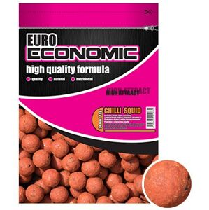 Lk baits boilie euro economic chilli squid - 5 kg 30 mm