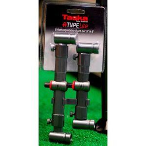 Taska  - hrazdy na prúty odľahčené  a-type range-a-type range hrazdy na 3 prúty odľahčené výs. 2ks 22 & 24cm