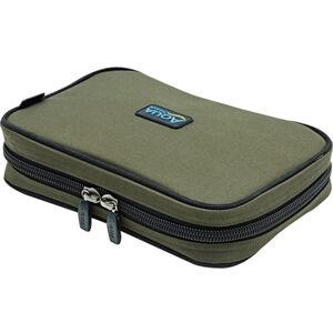 Aqua púzdro na bižutériu roving rig wallet black series