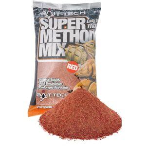 Bait-tech krmítková zmes super method mix red 2 kg