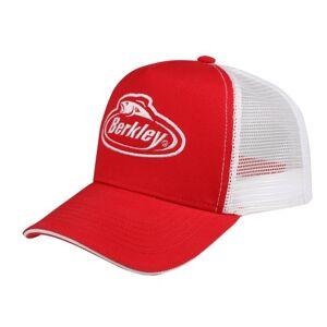 Berkley kšiltovka baseball cap red