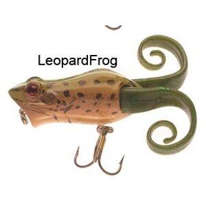Berkley wobbler frenzy frog popper leopard frog 5 cm 10 g