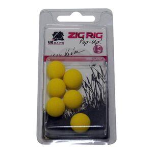 Lk baits penové boilie zig rig pop-up0-black 14 mm