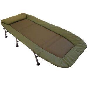 Carp spirit lehátko blax bed 6 legs