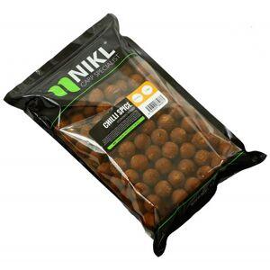 Nikl boilie economic feed 1 kg 20 mm-chilli spice