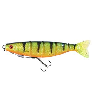 Fox rage gumová nástraha pro shad jointed loaded super natural roach - 14 cm 31 g