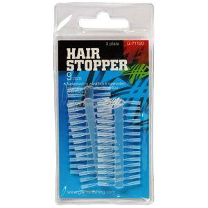 Giants fishing vlasová zarážka hair stopper-dĺžka 9 mm