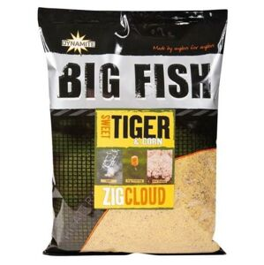 Dynamite baits zig mix cloud sweet tiger 1,8 kg