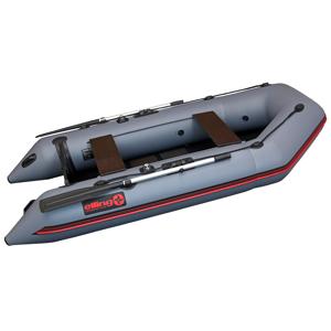 Elling čln forsag s pevnou skladacou podlahou šedý 310