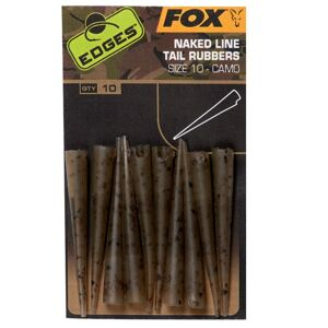 Fox edges camo naked line tail rubbers