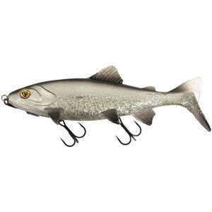 Fox rage gumová nástraha replicant trout shallow uv silver bleak - 18 cm 70 g