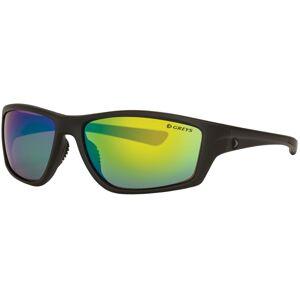 Greys polarizačné okuliare g3 sunglasses matt carbon / green mirror