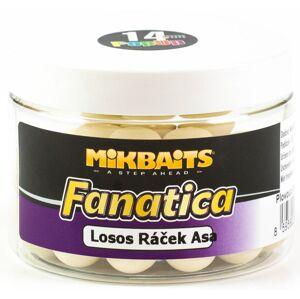 Mikbaits plávajúce boilies fanatica 150 ml-koi 18 mm