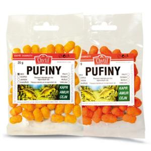 Chytil pufiny 10 mm 20 g - kukurica