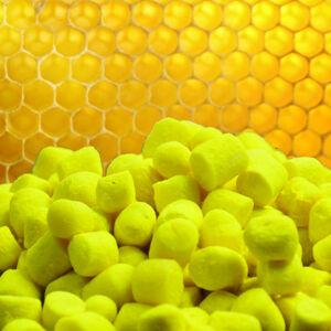 Kamikaze carp plávajúca nástraha marshmallow 120 ks-limetka