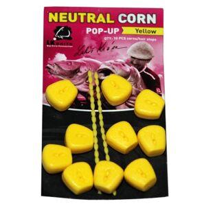 Lk baits gumová kukurica neutral corn-mix colour
