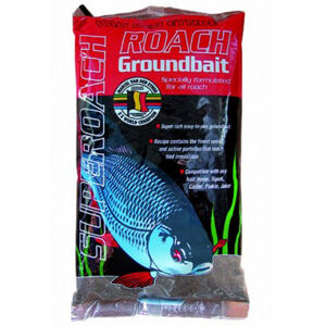 Mvde krmítková zmes superroach black - 1 kg
