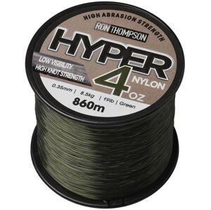 Ron thompson vlasec hyper 4oz nylon clear - 860 m 0,35 mm 8,5 kg