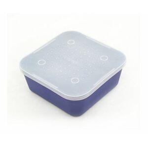 Ngt krabička na červy standart maggot box - 17x17x6,5cm