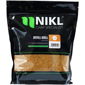 Nikl method mix 1 kg - devill krill