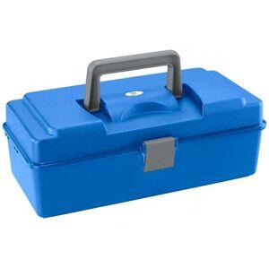 Plastica panaro rybársky kufrík 141 modrý