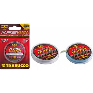 Trabucco vlasec t force xps ultra strong fc403 fluorocarbon 50 m - 0,125 mm 1,72 kg