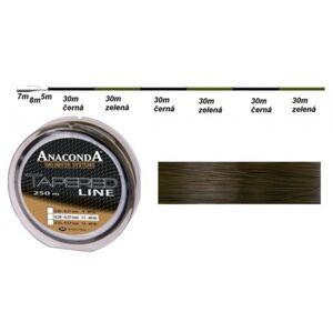 Anaconda vlasec tapered line camo 200 m-priemer 0,26-0,57 mm / nosnosť 9-40 lb