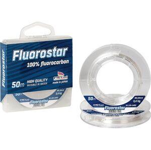 Falcon fluorostar fluorocarbon 50m priehľadný-priemer 0,28 mm / nosnosť 7,1 kg
