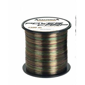 Anaconda vlasec power carp camou 3000m-priemer 0,32 mm / nosnosť 9,25 kg