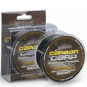 Mivardi vlasec carbon carp 350 m-priemer 0,38 mm / nosnosť 14,6 kg