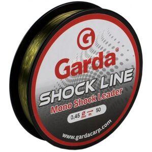 Garda šokový vlasec shock line 50 m-priemer  0,45 mm
