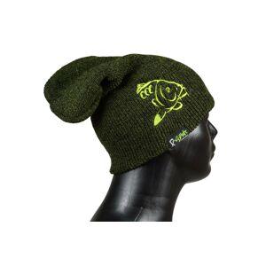 R-spekt čiapka winter beanie zeleno čierny
