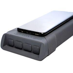 Ridgemonkey powerbanka vault c smart 26950mah s bezdrátovým nabíjením šedá