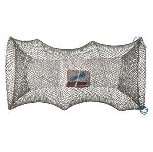 Ron thompson vrs crawfish trap with escape holes