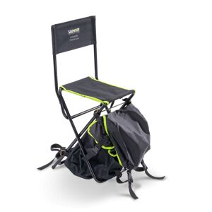 Saenger stolička s batohom backpacker chair de luxe