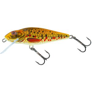Salmo wobler perch sdr limited edition colours holographic golden back 14 cm 58 g