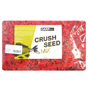 Carpway drvený partikel crush seed mix 1,5 kg-slivka / chilli