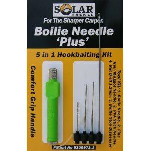 Solar boilie ihla plus 5 tools in 1 fosforová