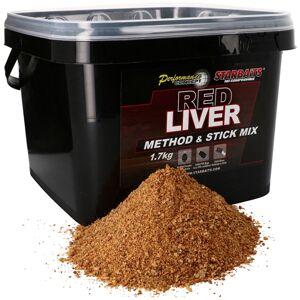 Starbaits method stick mix red liver 1,7 kg
