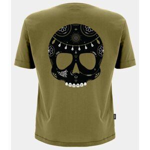 Kumu tričko death rig khaki - velikost 4xl