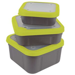 Matrix box bait boxes grey lime-veľká 3.3pt