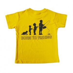 Doc fishing tričko maskáč detské - 10/146