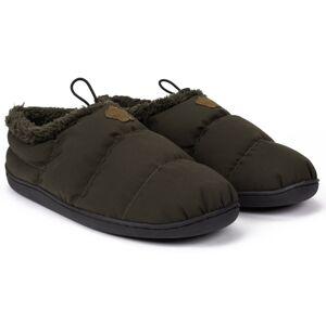 Nash nazúváky camo deluxe bivvy slippers - veľkosť 10 (44)