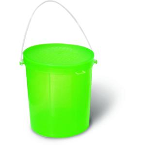 Zebco krabička na červy zelená l 105 mm