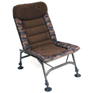 Zfish kreslo quick session camo chair